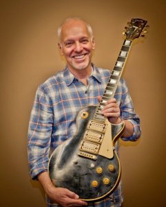 Peter Framptons Orginal Les Paul (Photo by Peter Frampton)